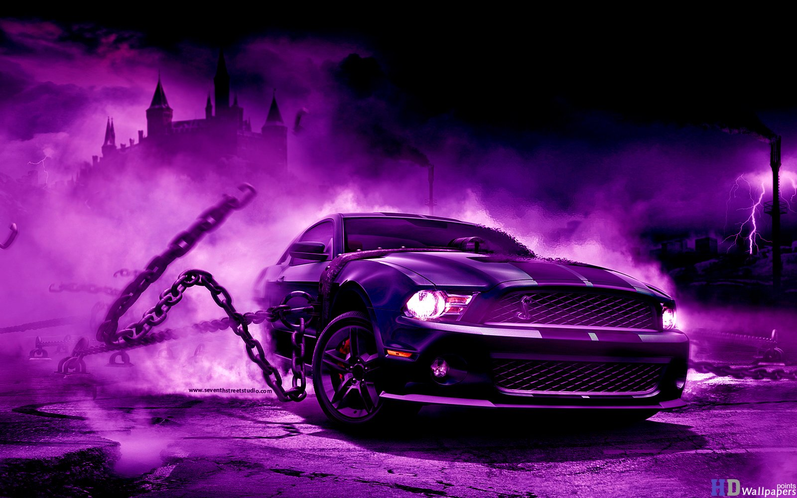 Cool Car 3d Wallpapers HD Wallpaper 1600x1000
