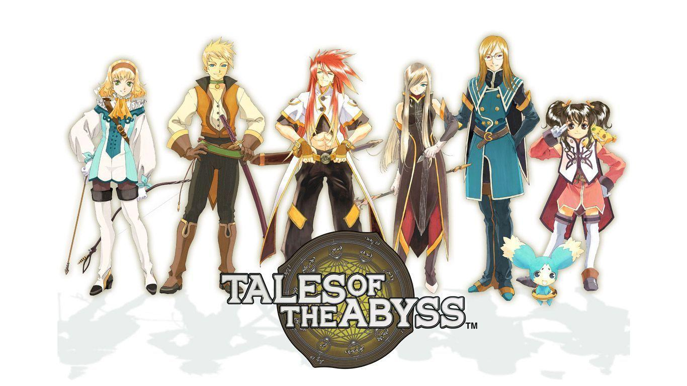 Tales Of The Abyss Wallpapers 1366x768