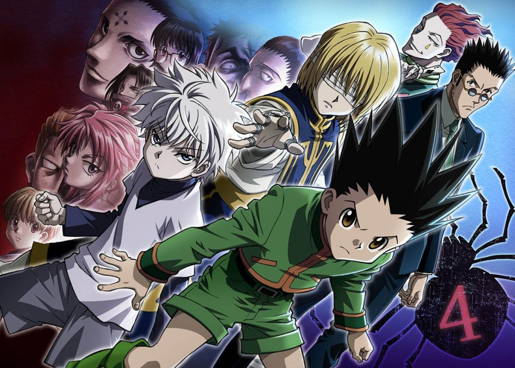hunter x hunter 2011 free download
