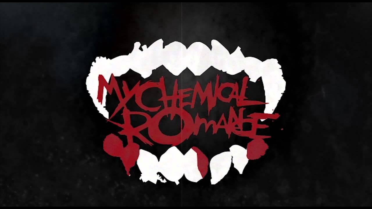 my chemical romance logo wallpaper my chemical romance logo 2012 my 1280x720