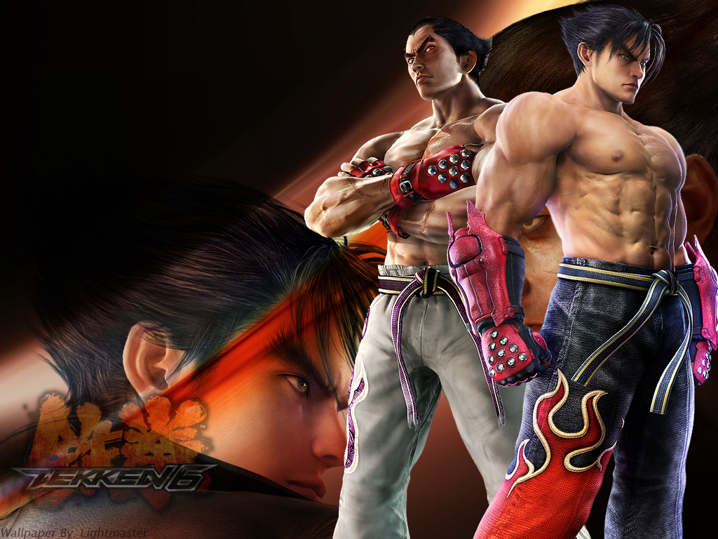 Free Download 17709d1338583703 Tekken 6 Wallpaper Wallpaper Tekken