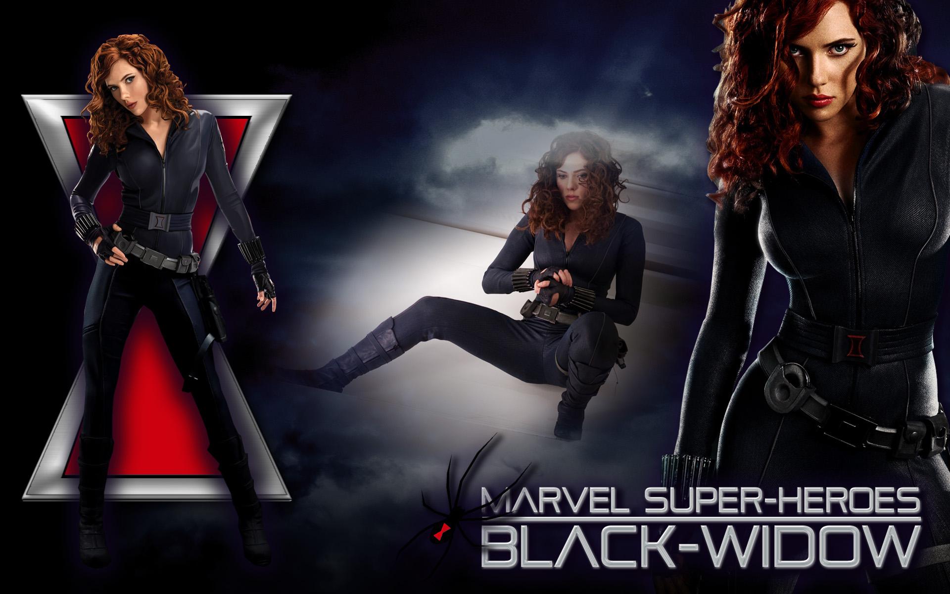 Black Widow wallpaper   1143907 1920x1200