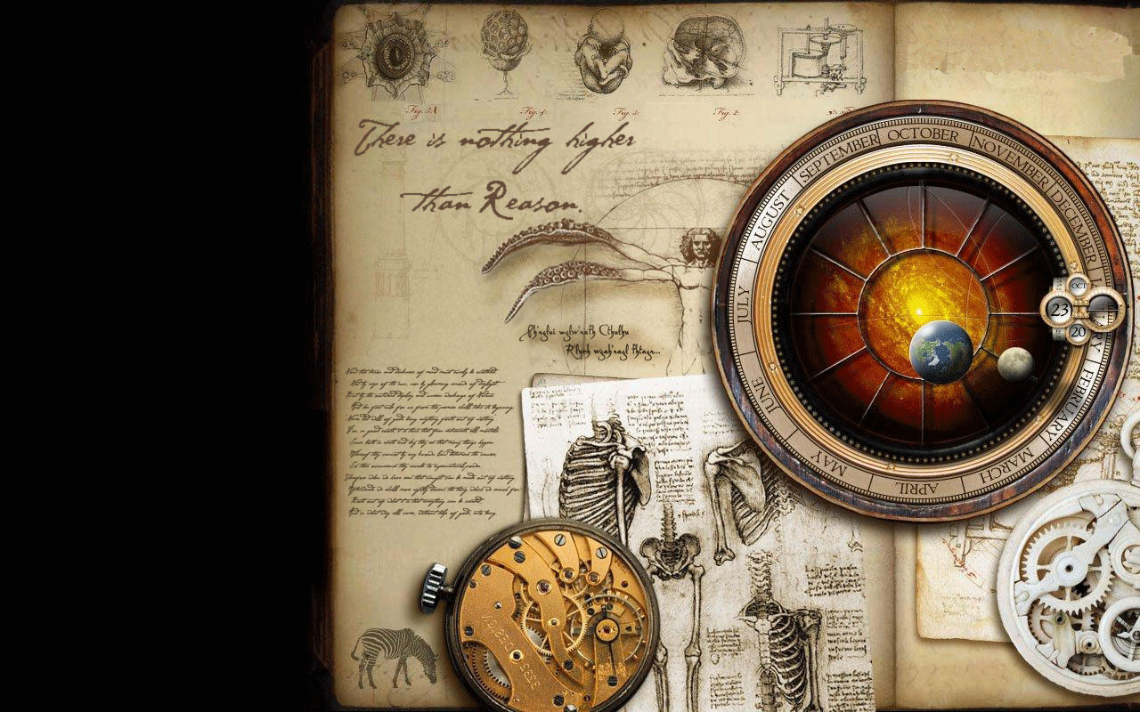 Steampunk Wallpaper 1280x800 Backgroundresearcheritt Steampunk 1280x800
