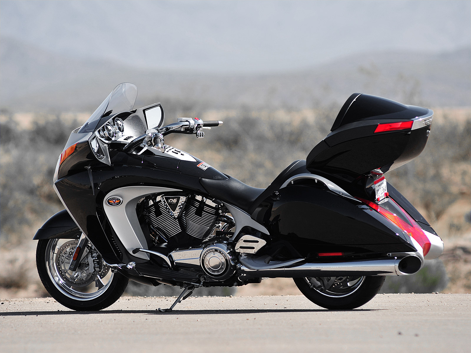 Victory Motorcycles 2009 Models Victory Vision Vision Tour 1600x1200
