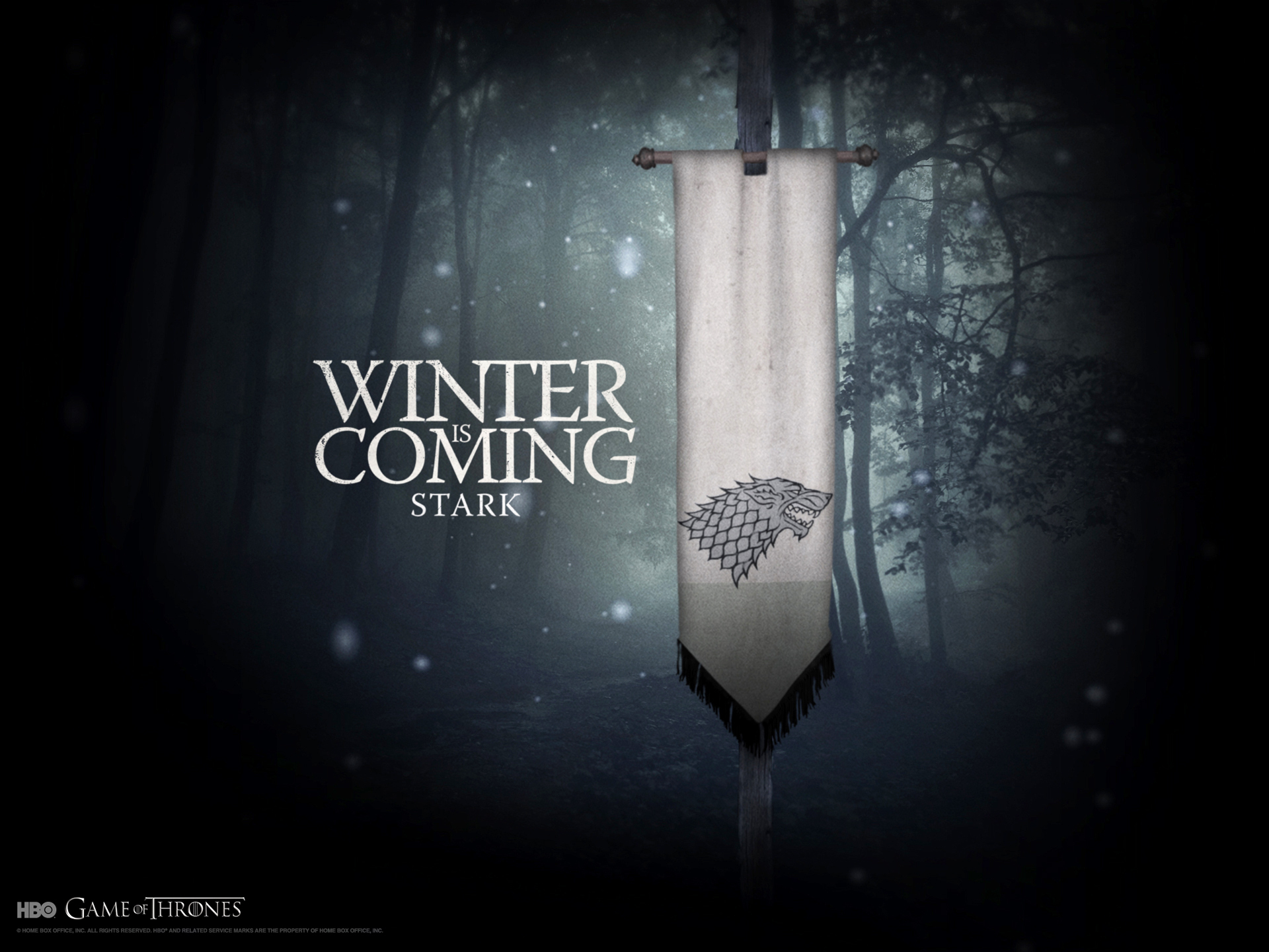 House Stark   Game of Thrones Wallpaper 21566505   Page 4 1920x1440