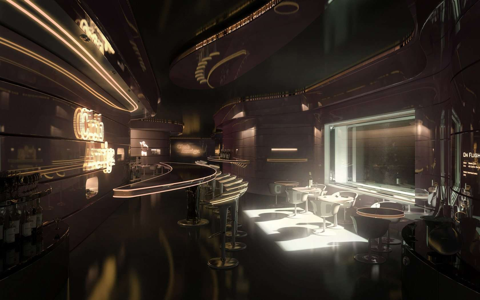 HD Wallpaper Pub 1680x1050