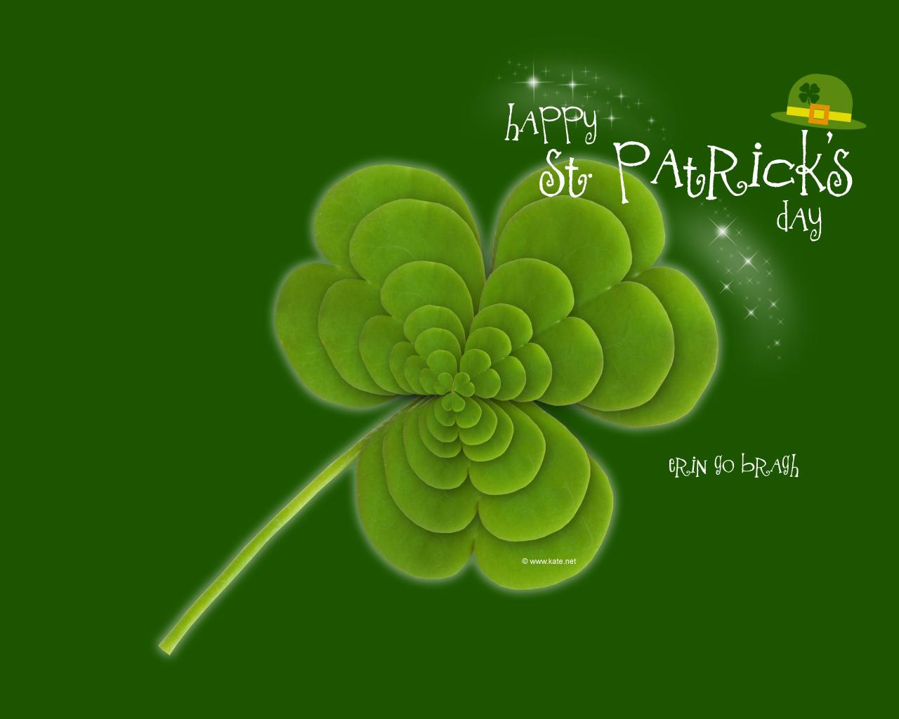 Saint Patricks Day 1228570   HD Wallpaper Download 1280x1024