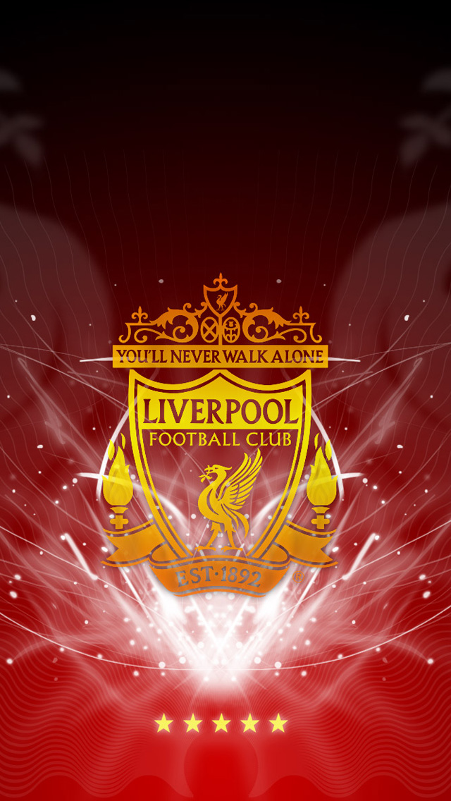 37 Liverpool Fc Iphone Wallpaper On Wallpapersafari