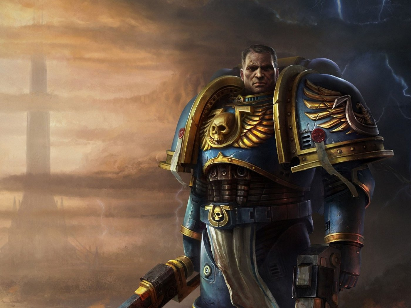 Warhammer 40K Space Marine 1400x1050 Wallpapers 1400x1050 Wallpapers 1400x1050