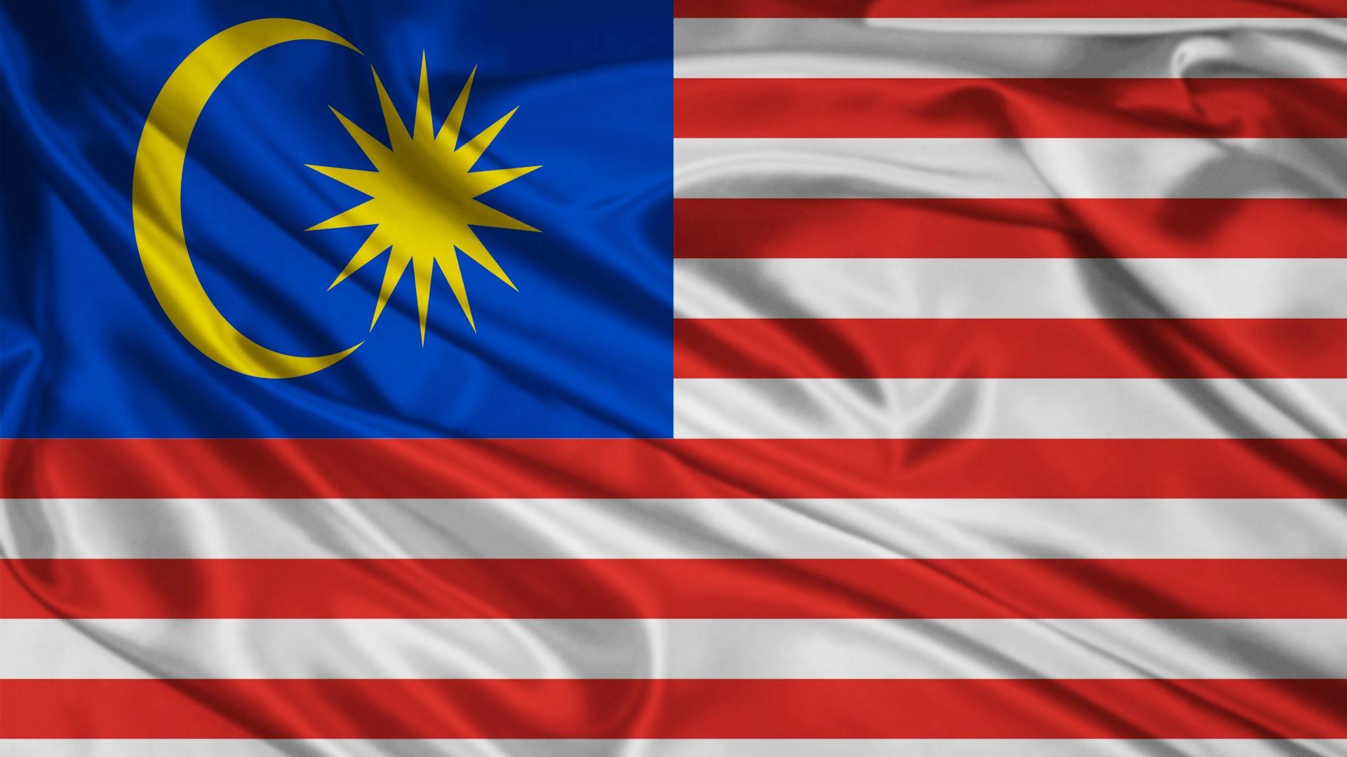 1920x1080 Malaysia Flag desktop PC and Mac wallpaper 1920x1080