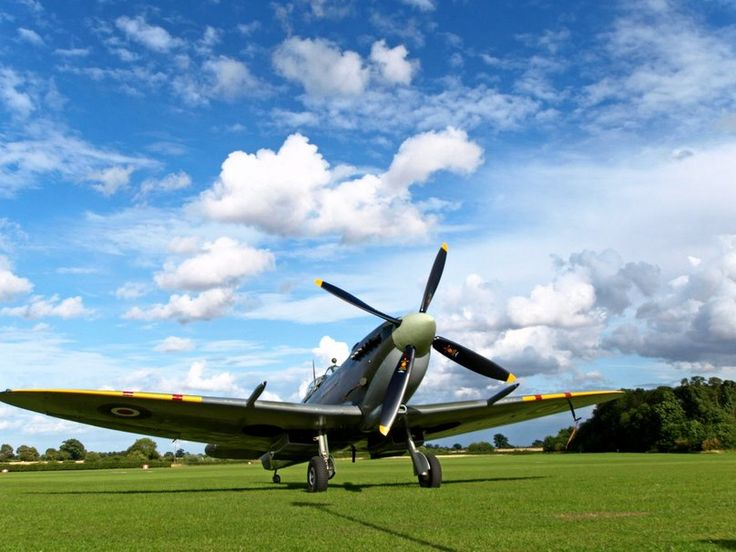 Supermarine Spitfire Wallpaper - WallpaperSafari