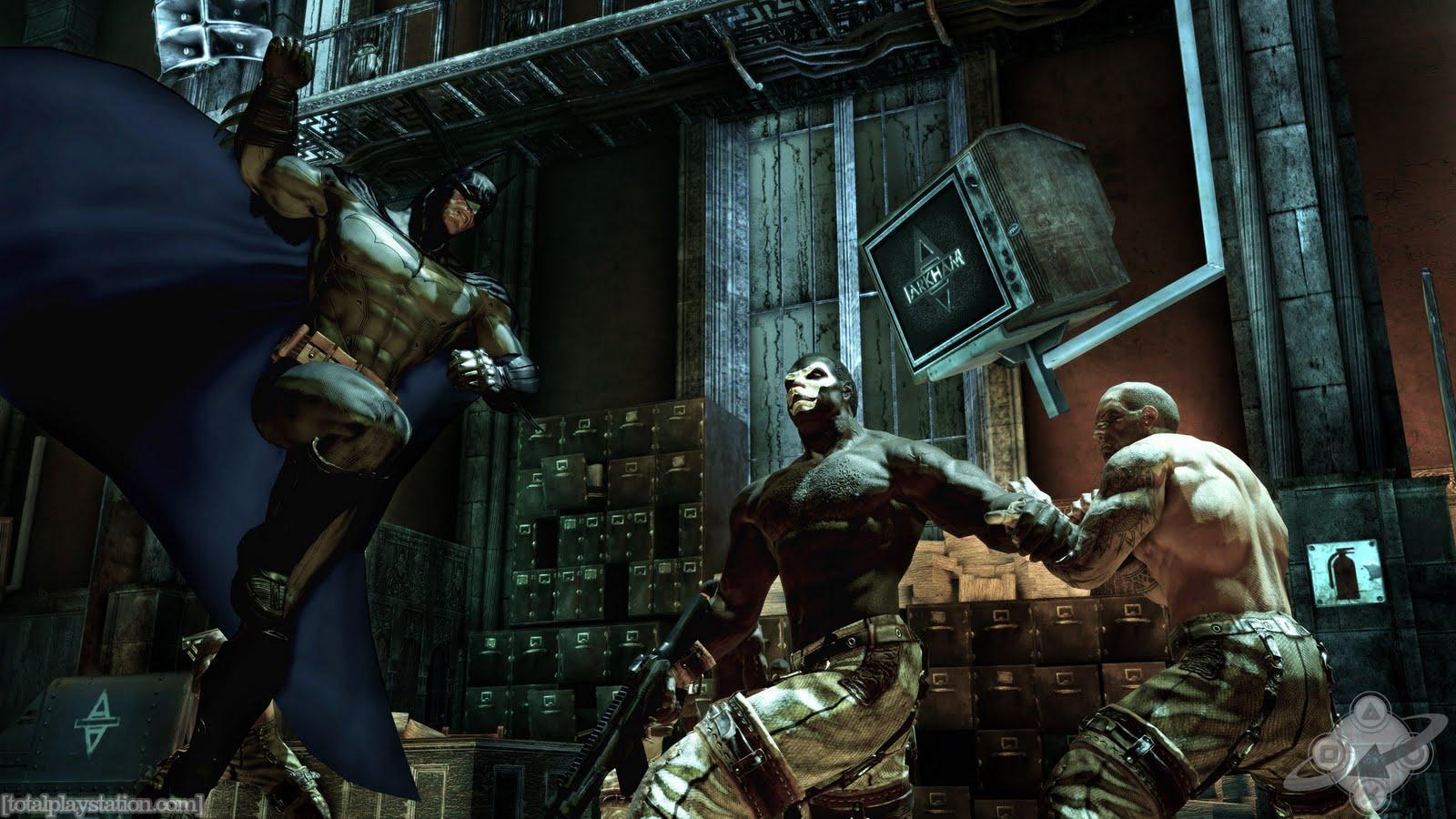 Mavis Fitzpatrick batman arkham asylum wallpaper 1600x900