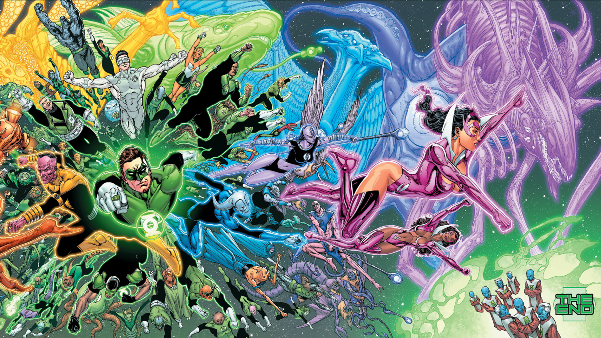 Green Lantern wallpaper 17991 1920x1080