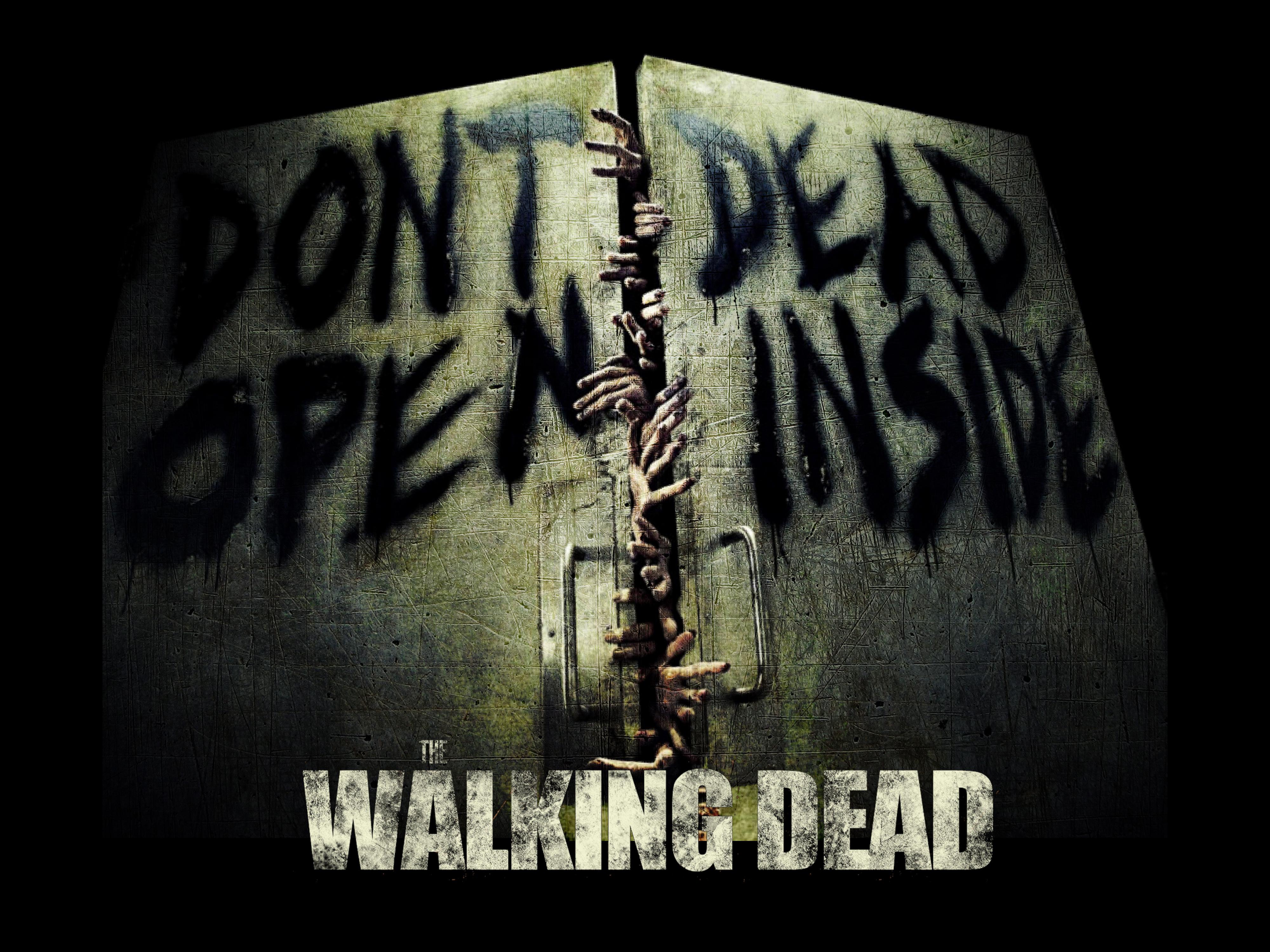The Walking Dead Wallpaper Hd Wallpapersafari