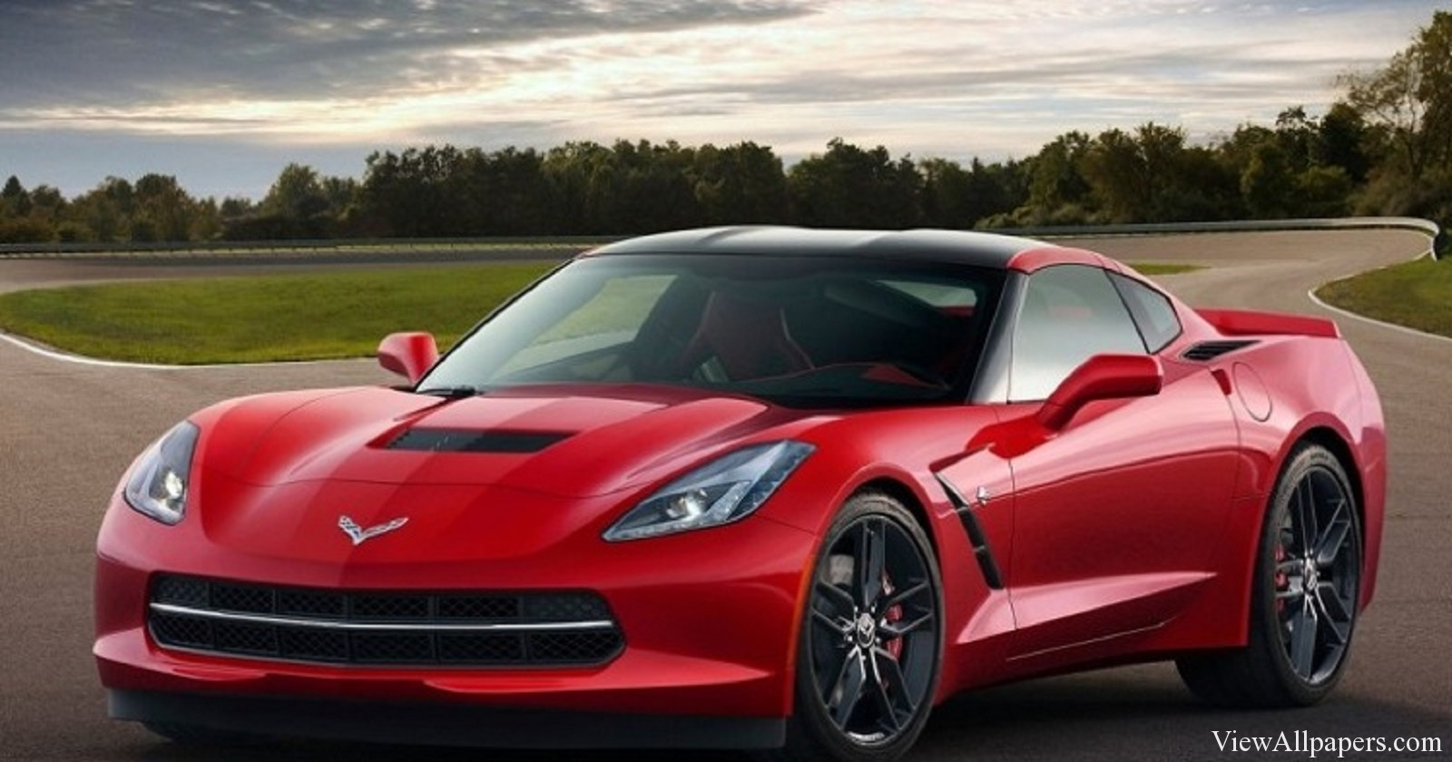 2016 Corvette Z07 High Resolution Wallpaper download 2016 1600x840