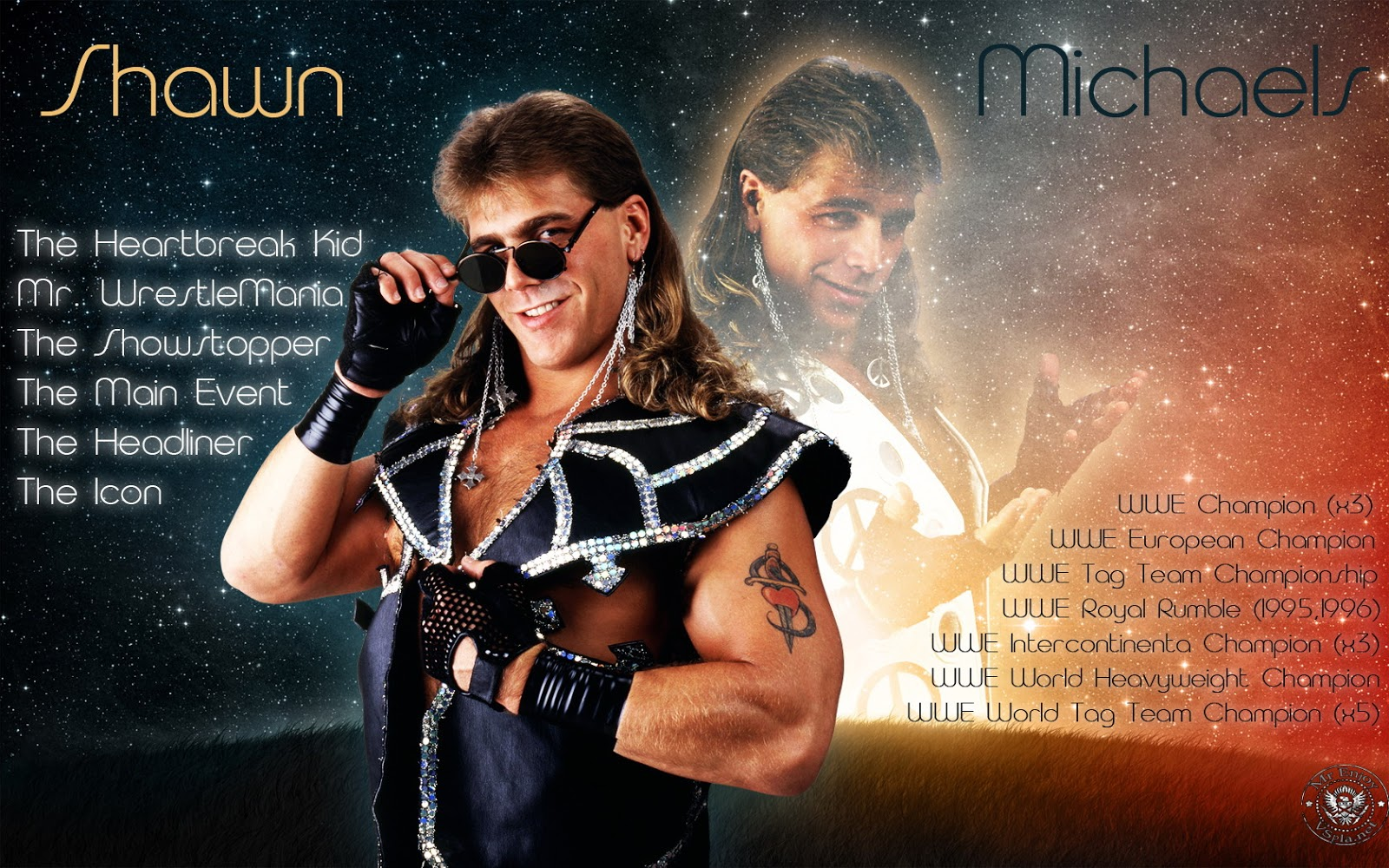 Shawn Michaels Wallpapers High Definition Wallpapers 1600x1000