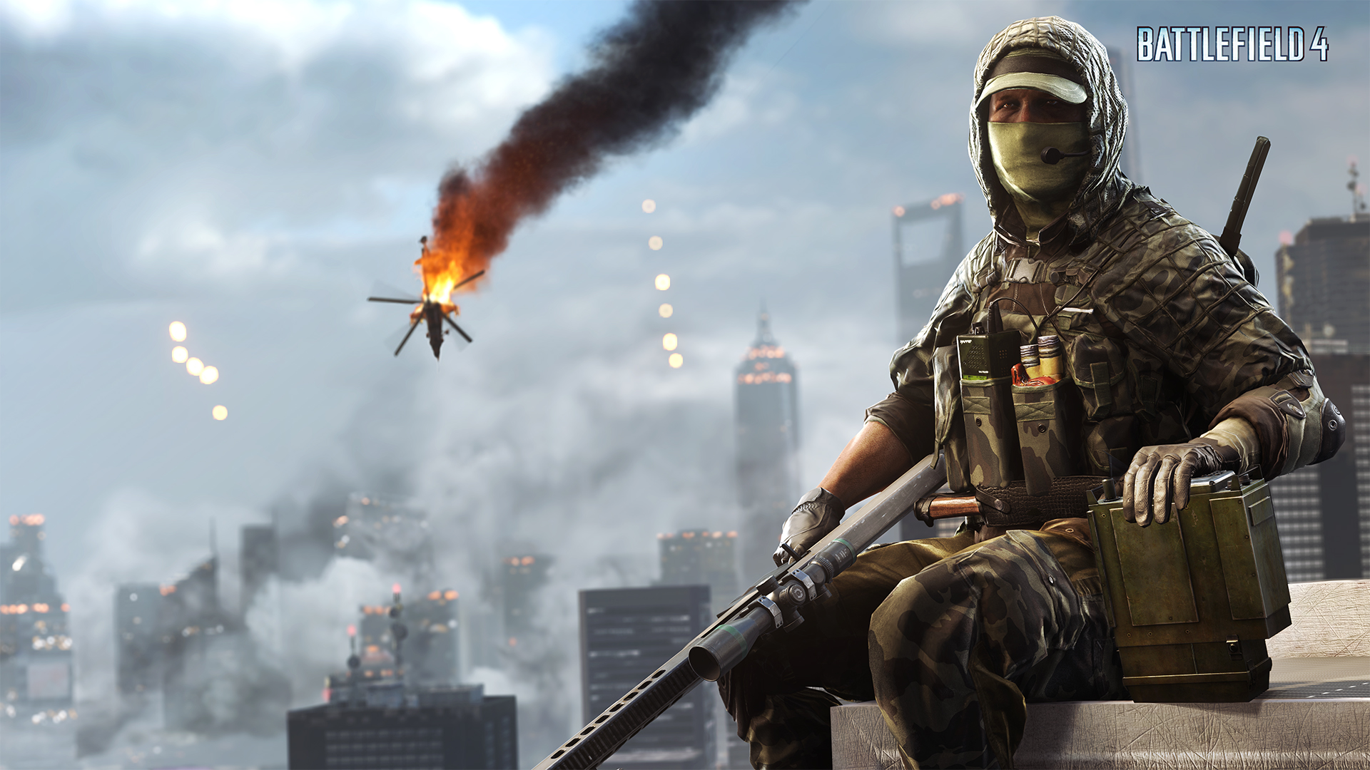 44 Battlefield 4 Wallpaper On Wallpapersafari