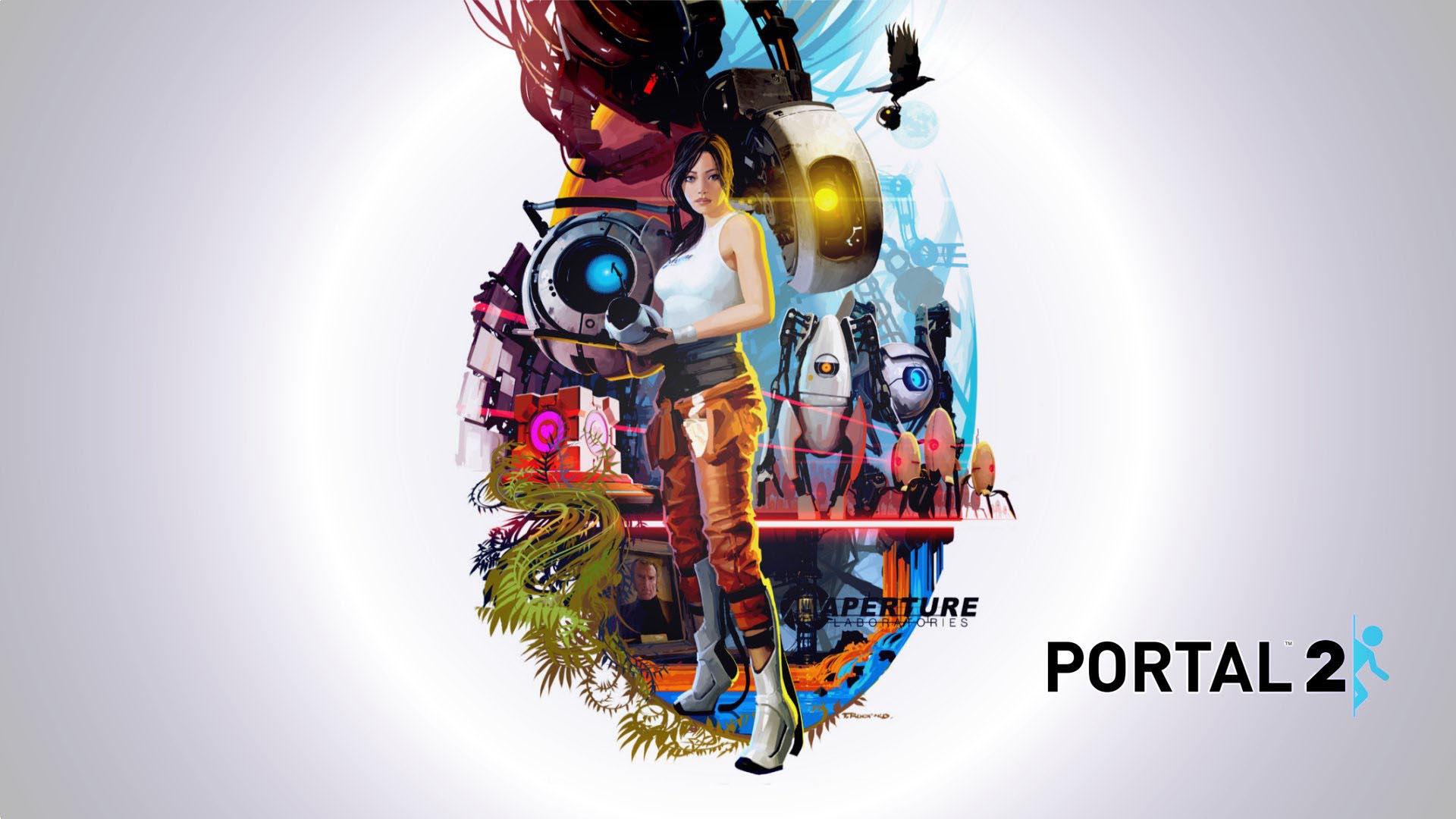 Portal 2 HD wallpaper 1920x1080 67749 1920x1080