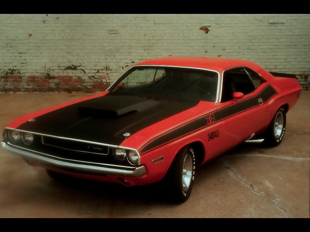 Dodge Challenger SE   1970 Dodge Challenger   1024x768   Wallpaper 1024x768