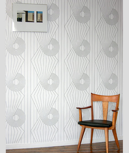 mocha modern geometric design wallpaper wc1282357 100630257 filesize 421x500
