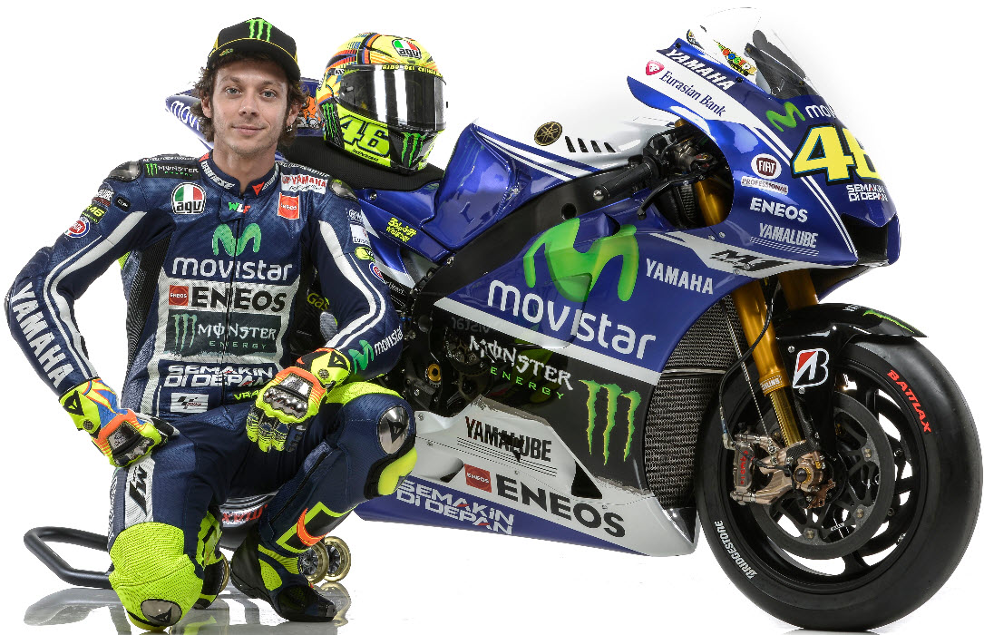 Valentino Rossi Motogp 2015 Wallpaper Download 14176 Wallpaper High 1085x700