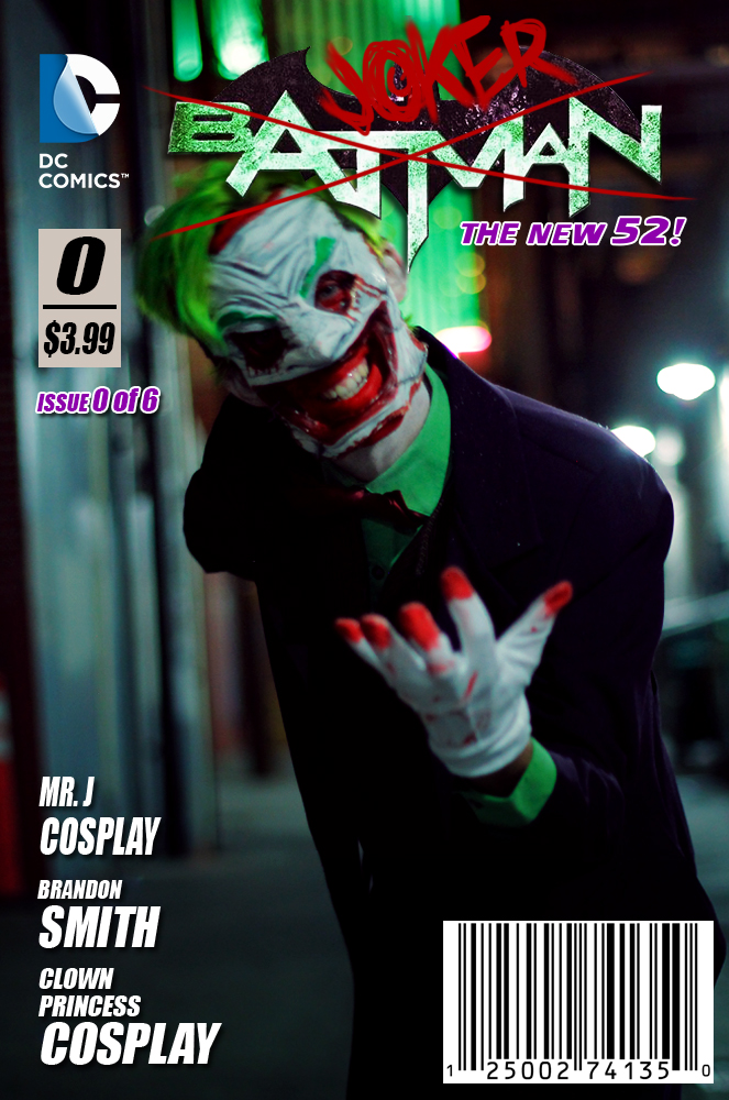 Joker New 52 Wallpaper New 52 joker   issue 0 663x1000