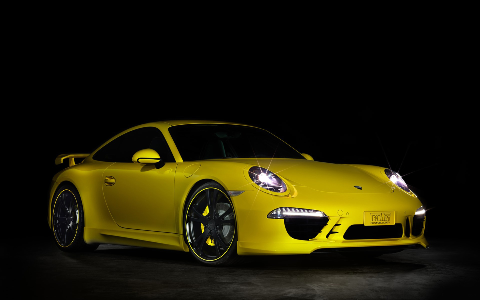 2012 TECHART Porsche 911 Wallpaper HD Car Wallpapers 1920x1200