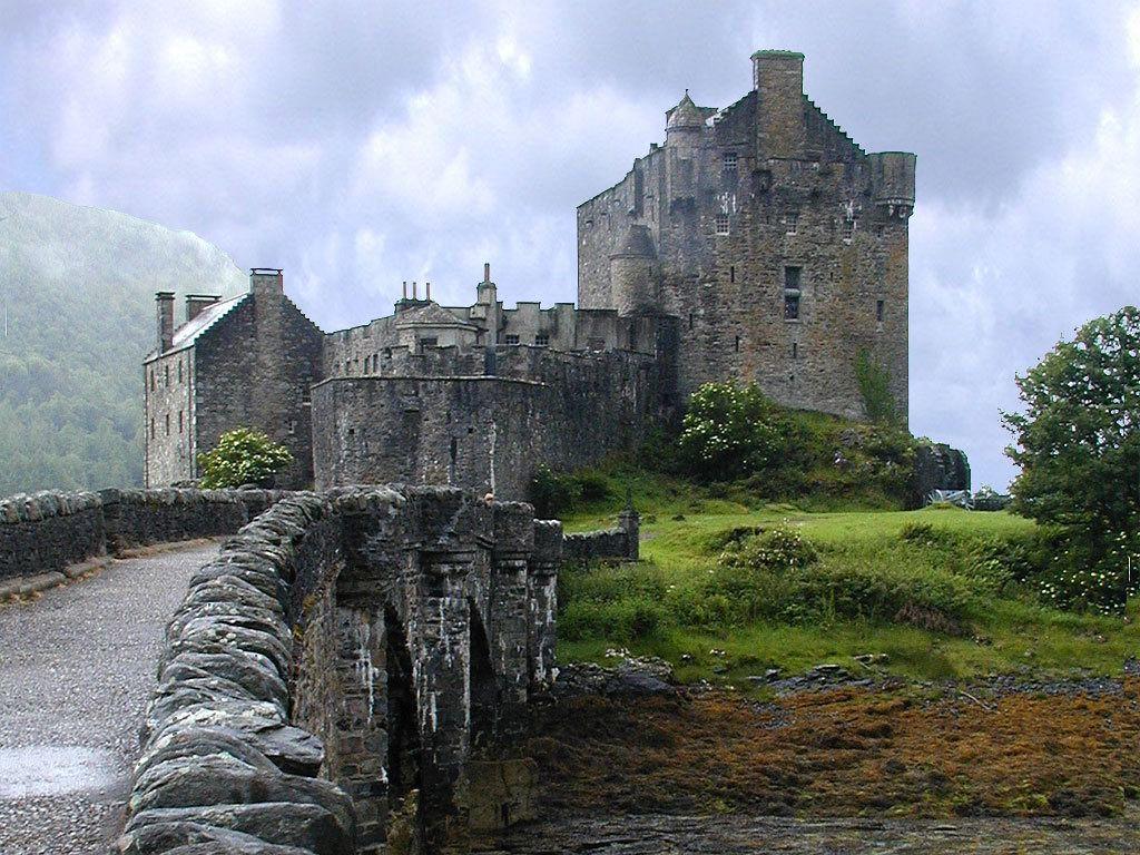 Eilean Donan Castle Scotland [13 Pic] Awesome Pictures 1024x768