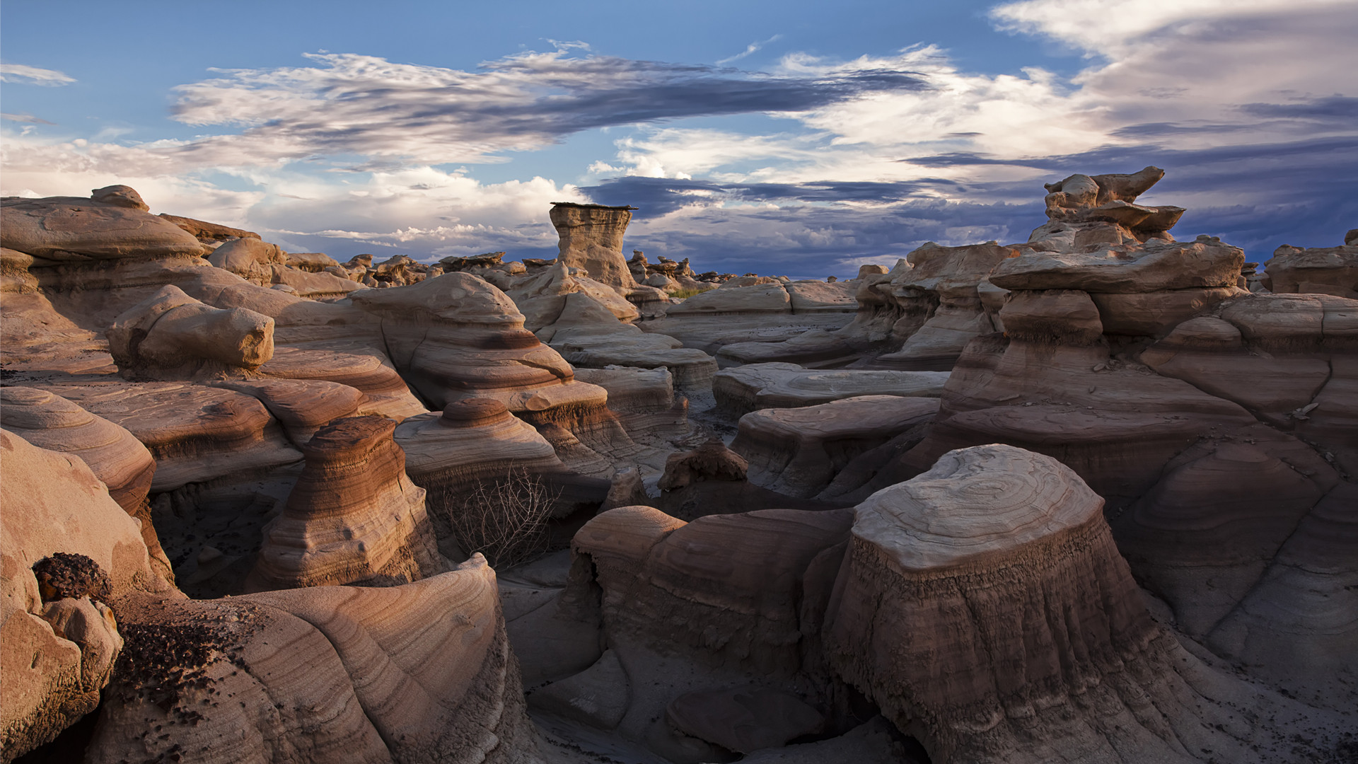 Daily Wallpaper Bisti Wilderness Area New Mexico I Like To Waste 1920x1080