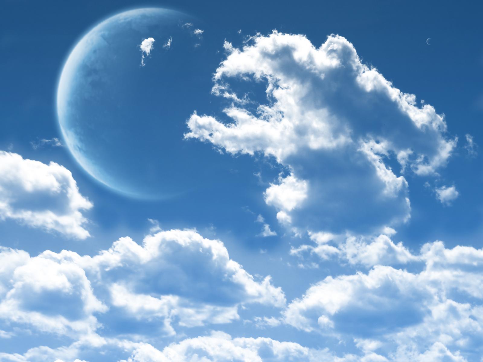Clouds Wallpaper 1600x1200 Clouds 1600x1200