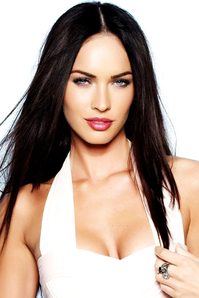 megan fox iphone wallpaper 640x960