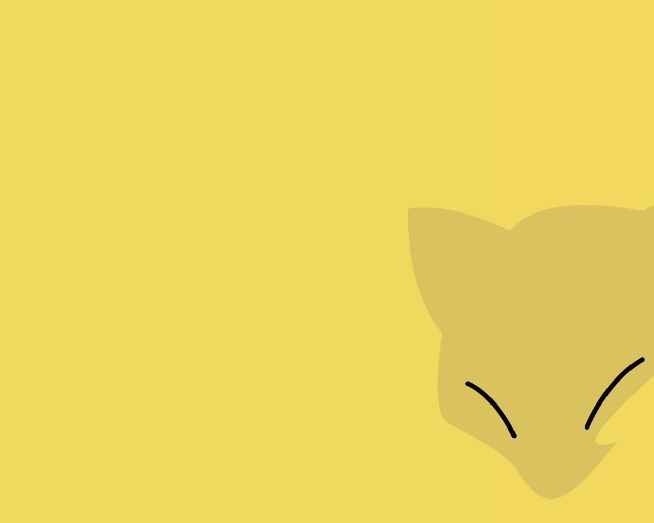 abra pokemon simple background best widescreen awesome bXUl 1280x1024