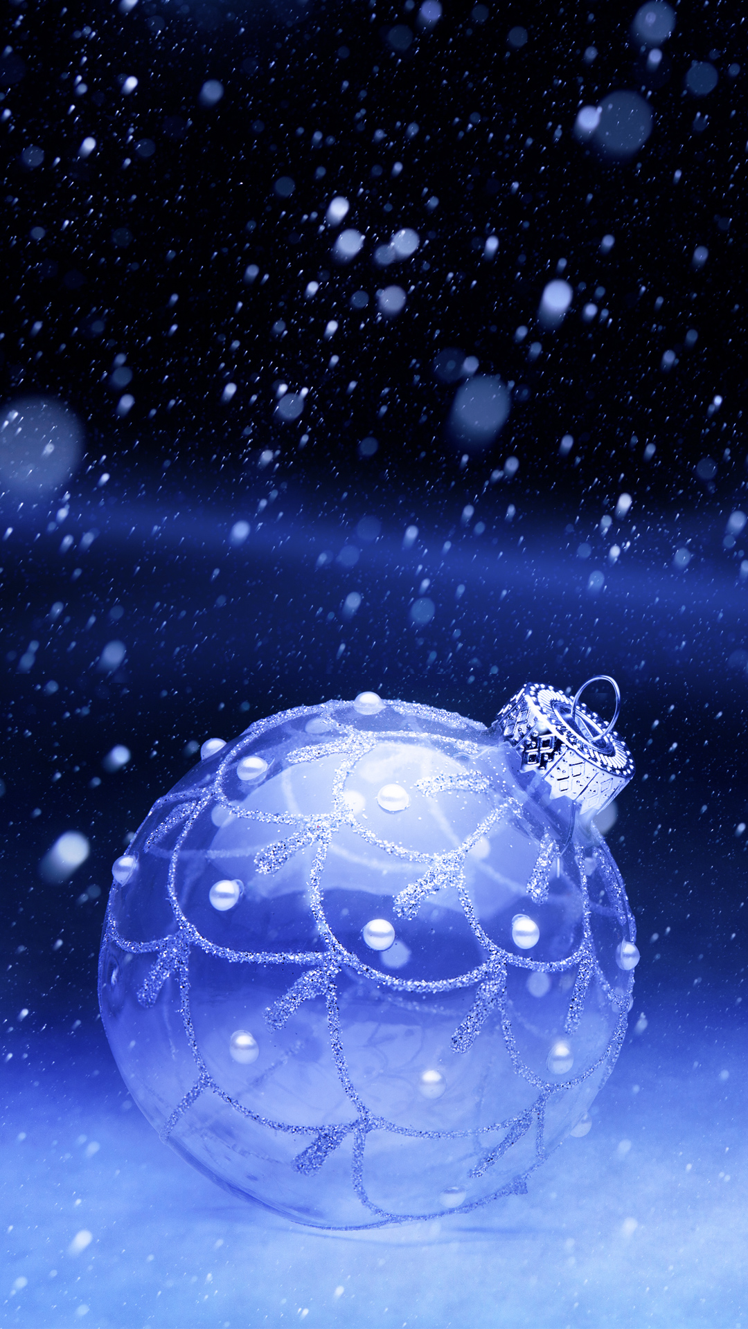 Christmas Blue iPhone 7 Plus Wallpaper Gallery Yopriceville 1080x1920