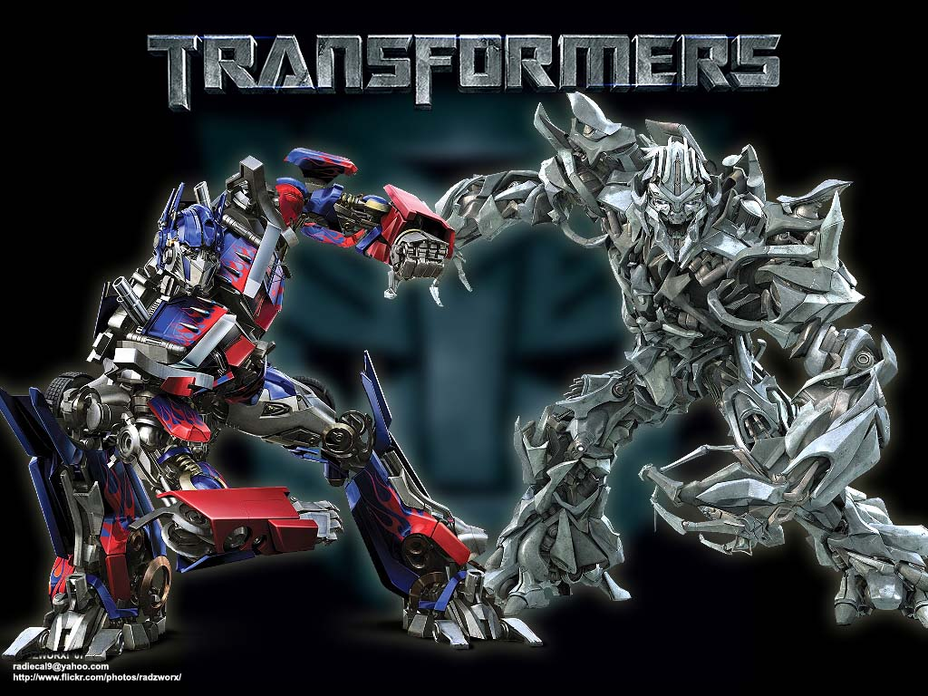Transformers 3 Wallpapers 1024x768
