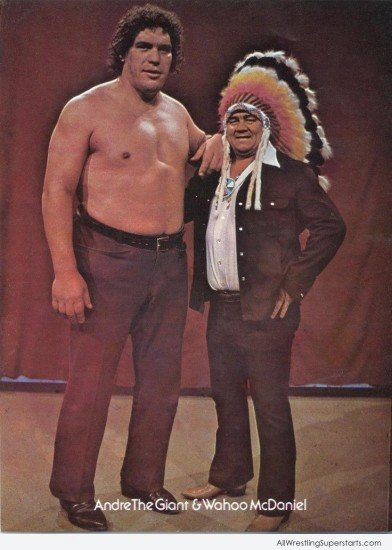 Andre The Giant Archives   Page 9 of 14   WWE Superstars 392x550