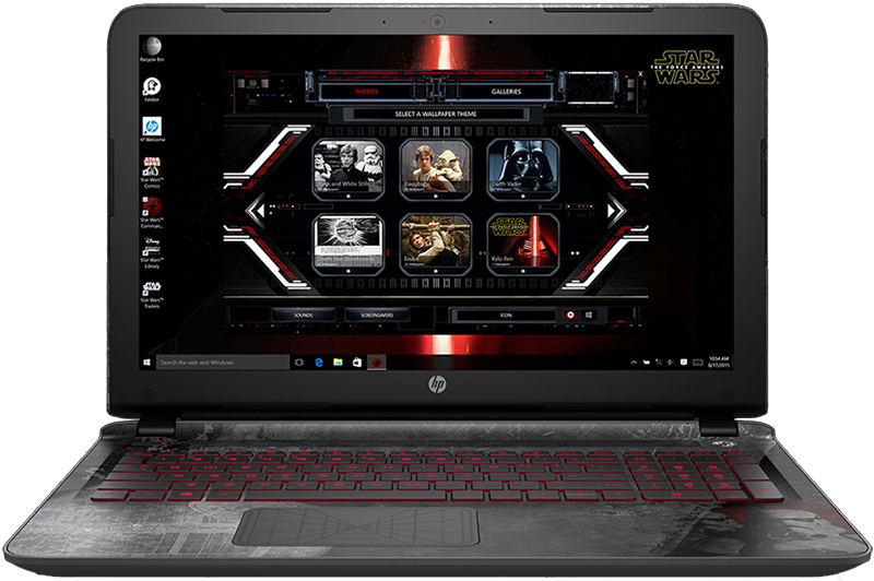 HP to Release Star Wars Special Edition Notebook Imperial Holocron 800x532