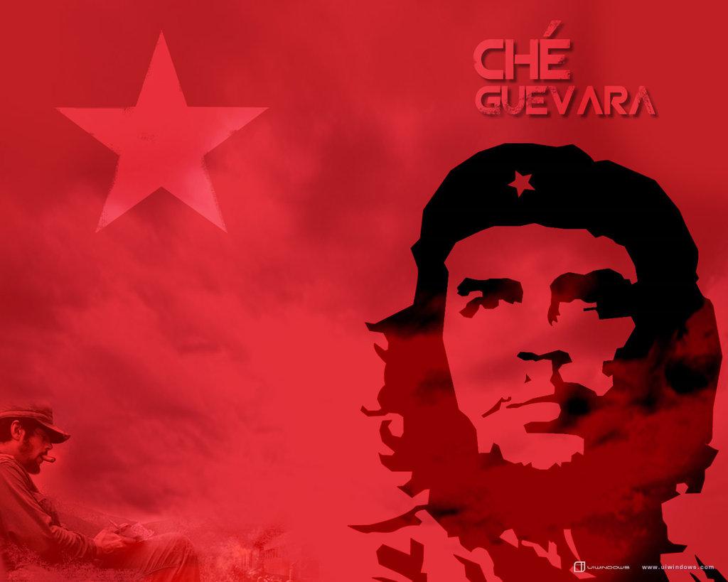 CheGuevara Wallpaper by uiwindows 1024x819
