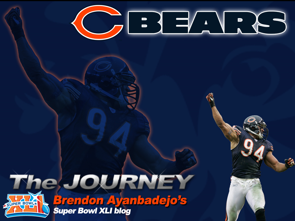 Related wallpapers football nfl chicago bears chicago bears brendon 1024x768