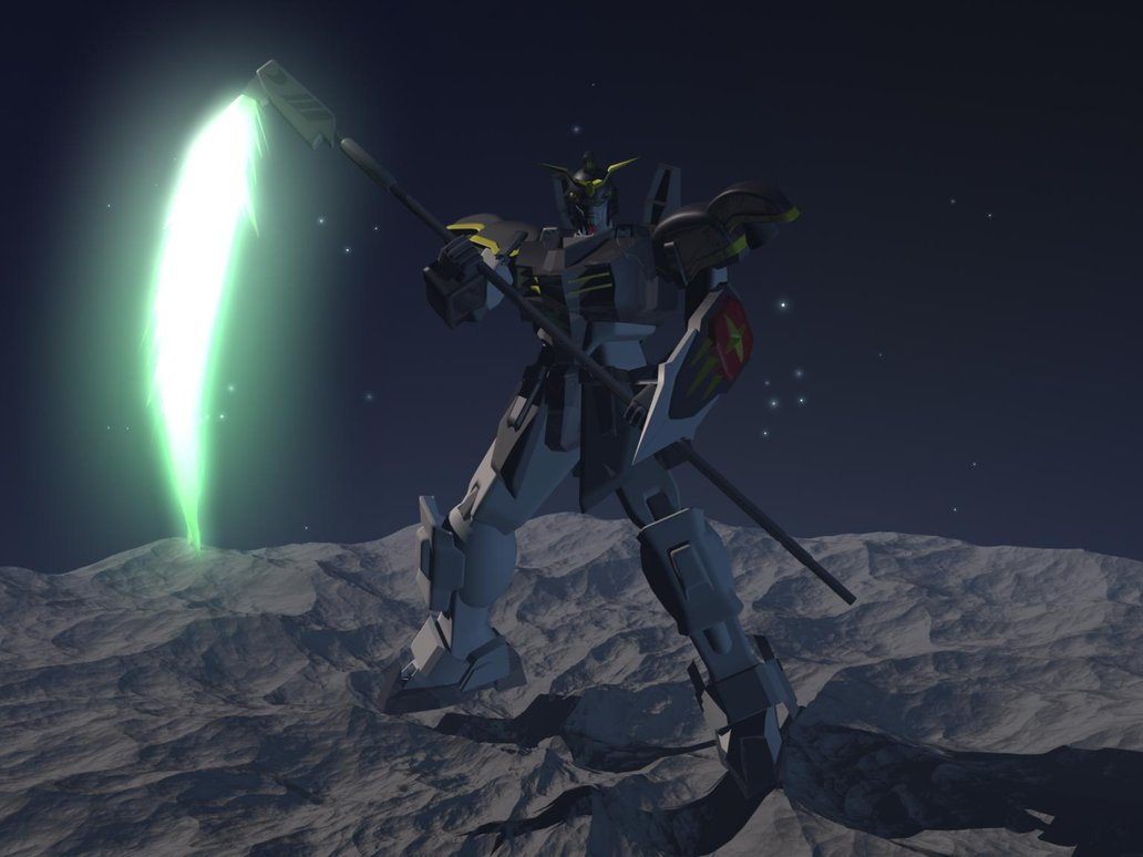 Gundam Deathscythe Wallpapers Hd at Movies Monodomo 1032x774
