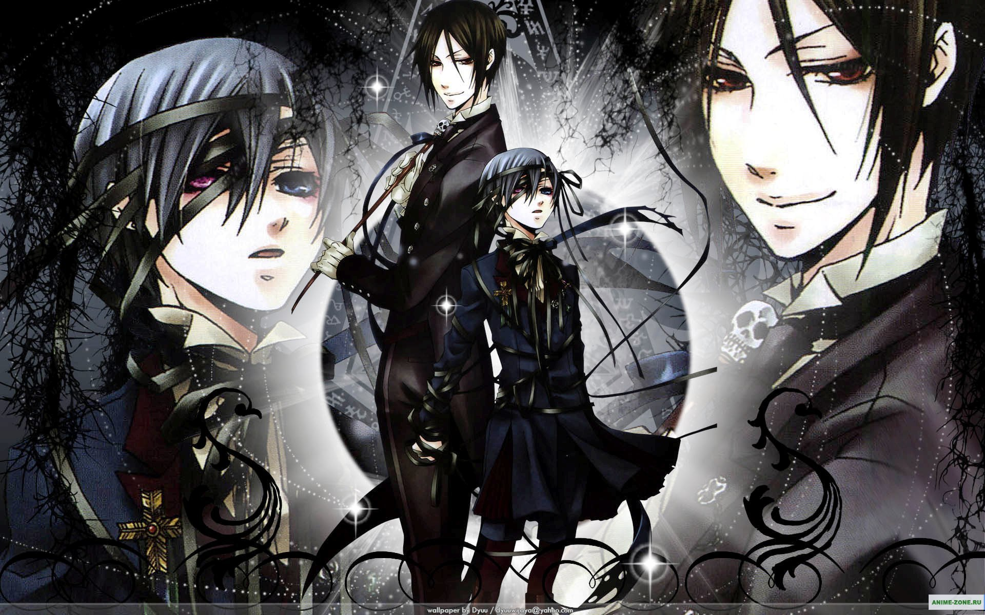 68 Black Butler Wallpapers On Wallpapersafari