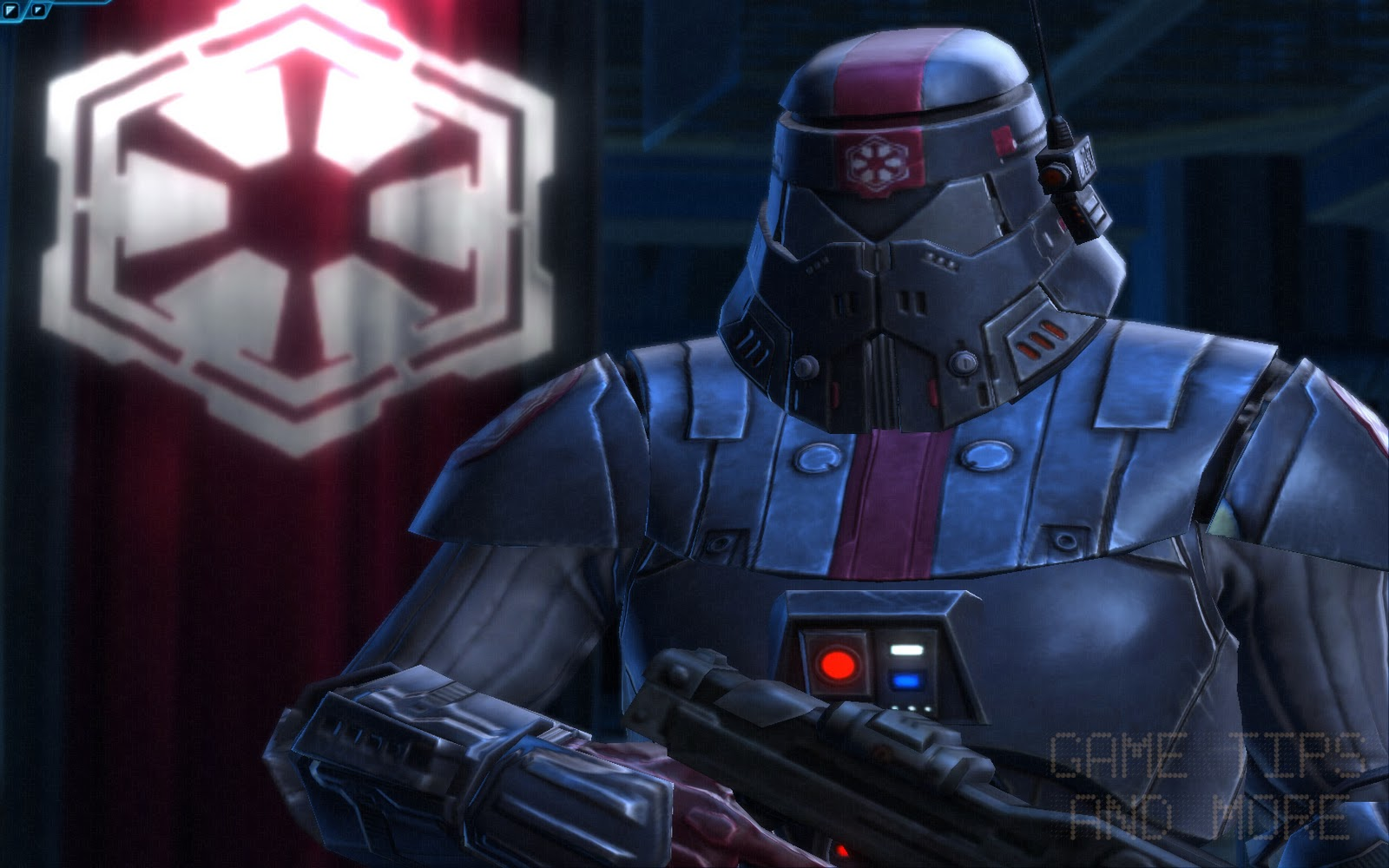 Star Wars Imperial Guard Wallpaper Star wars the old republic 1600x1000