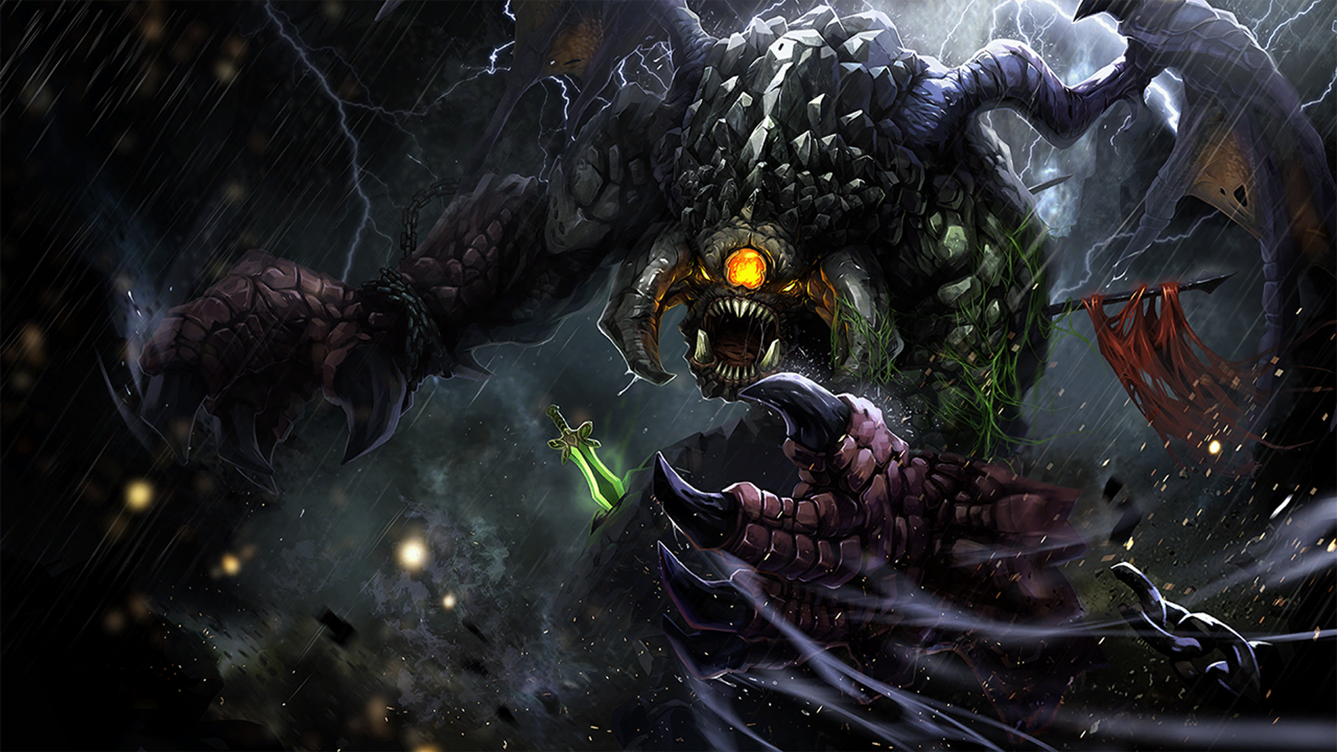 Dota 2 juggernaut wallpaper desktop background with high definition - Dota 2 Hd Wallpaper 1920x1080 Wallpapersafari