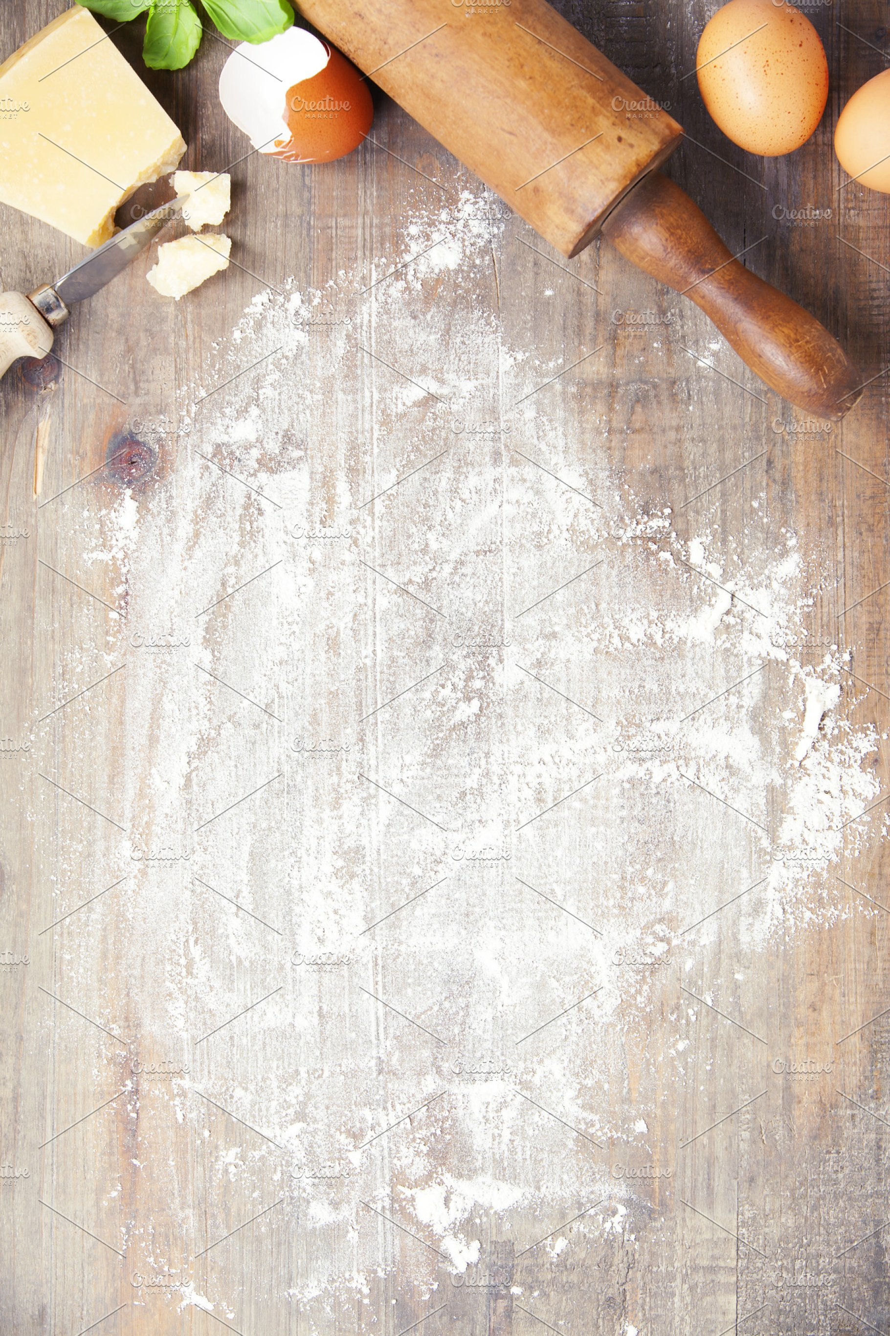 Baking background High Quality Food Images Creative Market 1820x2730