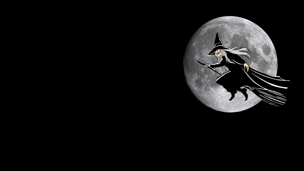 Witch Wallpaper 1024x576
