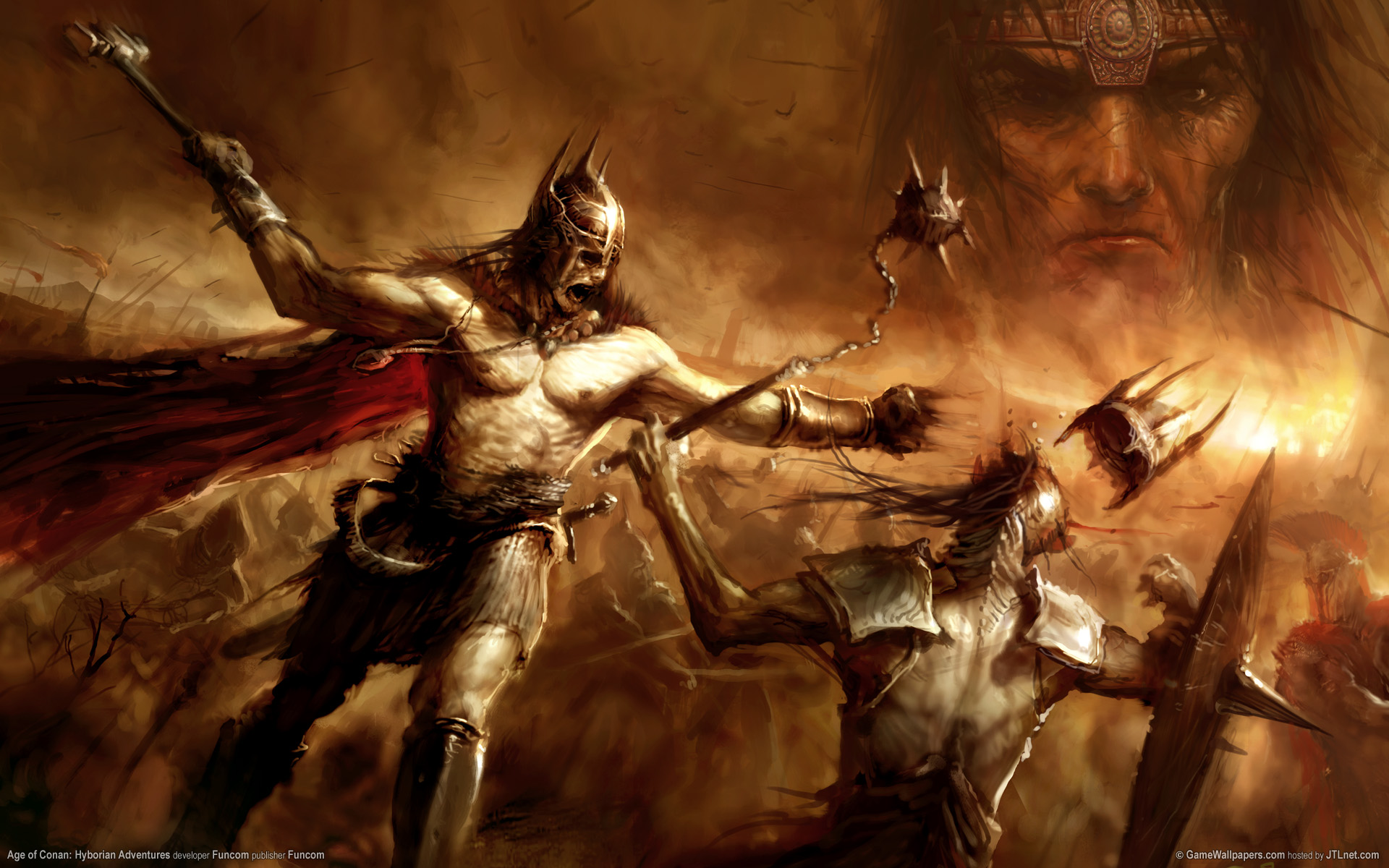 Age of Conan wallpapers Age of Conan stock photos 1920x1200
