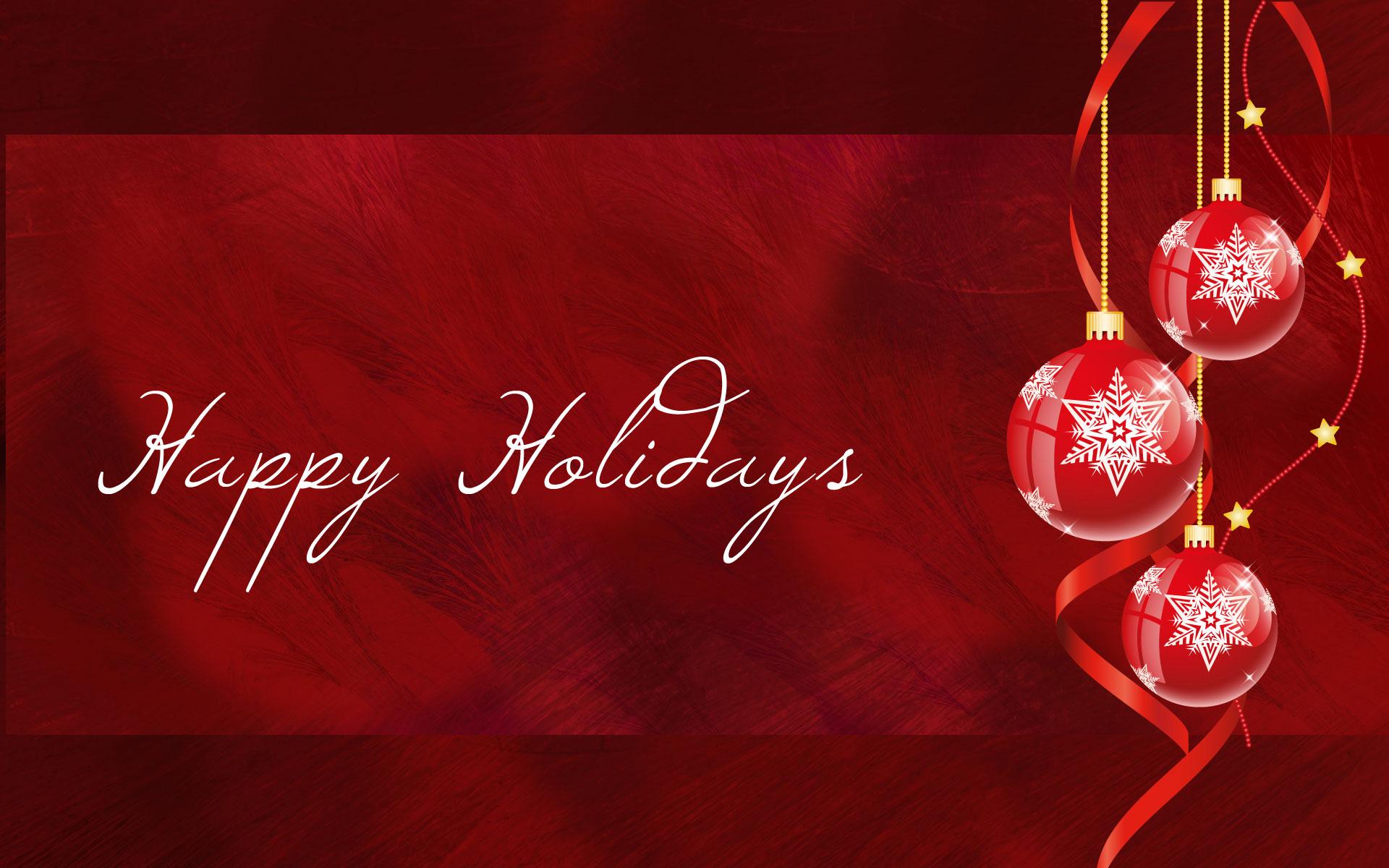 Happy Holidays Wallpapers HD 5Z94D3R WallpapersExpertcom 1920x1200