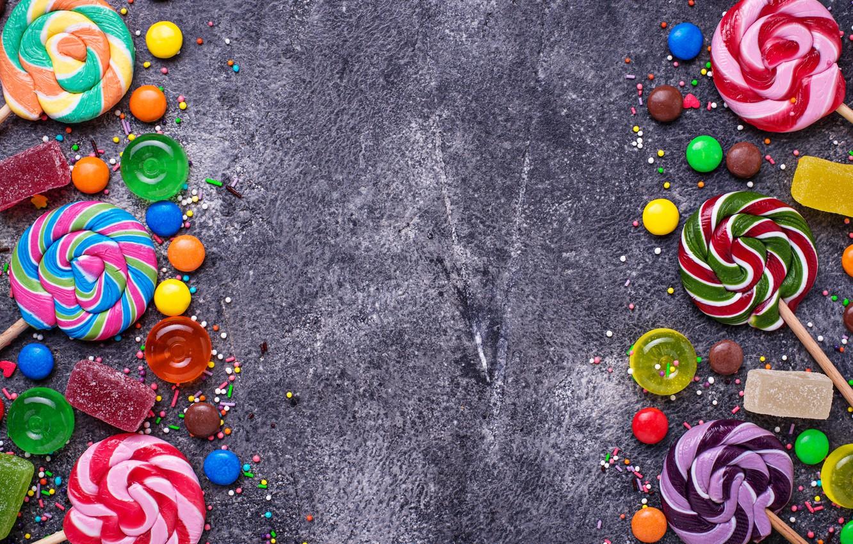 Wallpaper candy sweets lollipops caramel images for desktop 1332x850
