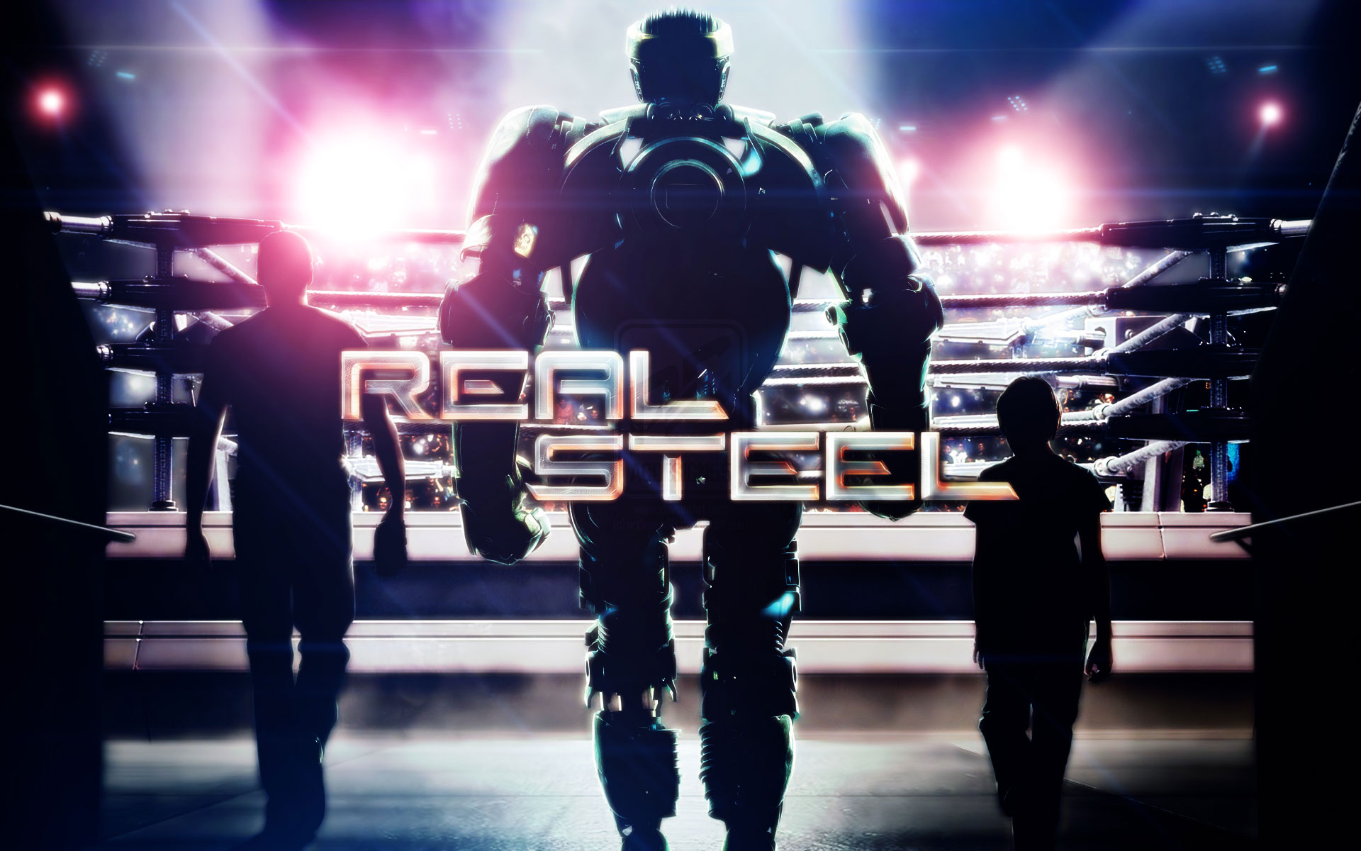Real Steel 1920x1200