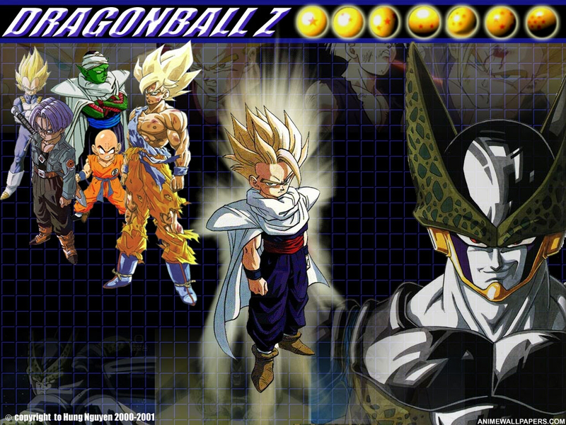 DBZ Gohan Dragonball Anime Dragonball HD Desktop Wallpaper 800x600