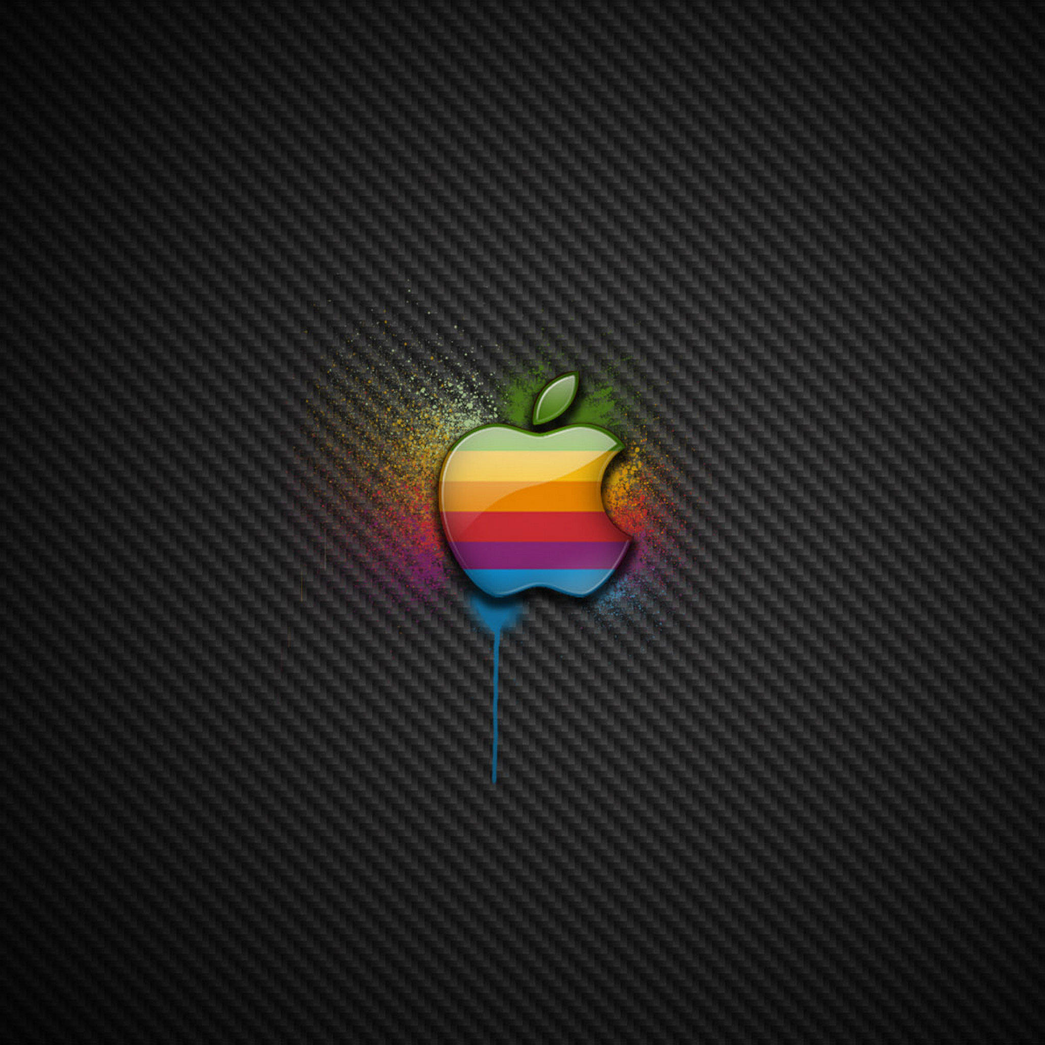iPad Wallpapers Apple LOGO 038   Apple New iPad iPad 3 iPad 4 2048x2048